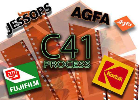 Colour Film Processing
